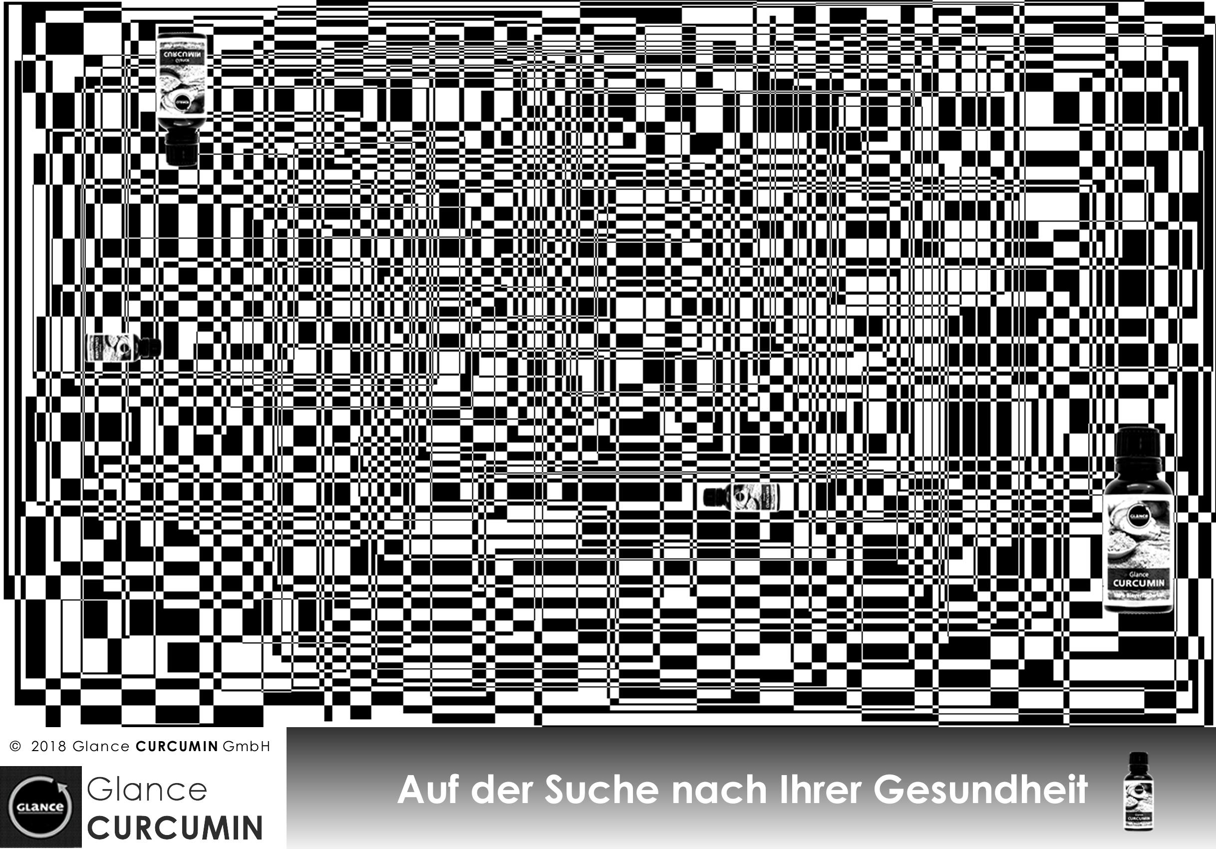 suchbild glance curcumin